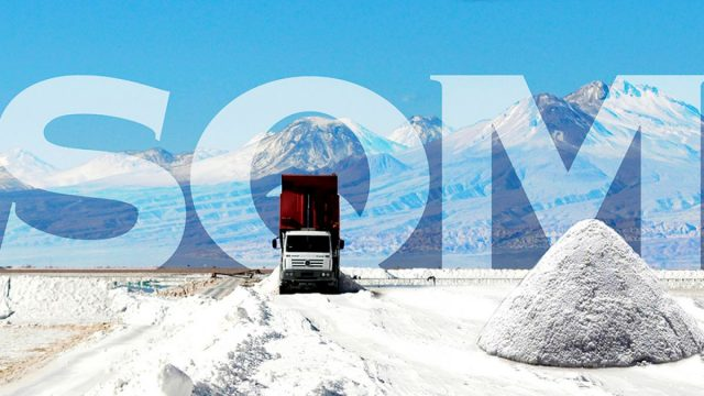 Firma tailandesa se suma a proyecto de SQM en Argentina